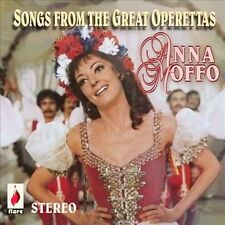 NEW Songs From The Great Operettas (Audio CD)