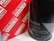 TOYOTA OIL FILTER 90915YZZD4 HILUX LANDCRUISER PRADO NEW GENUINE