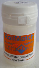 Railmatch 2409-Brillo Barniz-gama de accesorios-Pintura Acrílica - 18ml Pot