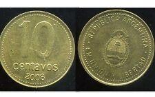 ARGENTINE 10 centavos 2008