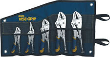 Irwin, Vise Grip 5pc Fast Release Locking Pliers Set with Roll Pouch #538KBT