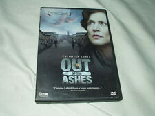 Out of the Ashes (2002) DVD Christine Lahti Auschwitz Nazi Holocaust Doctor WWII