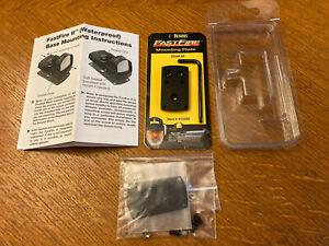Burris FastFire II III Dovetail Mount Glock All Models #410326 Fast Fire 2 or 3