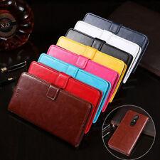 For Nokia 6.1/ 5.1 Plus 2.1 3.1 7 Plus 9 Flip Leather Magnetic Wallet Case Cover