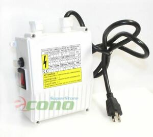 110v 60hz Control Box  for 1hp 1.5HP Deep Well Water pump
