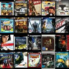 Sony PlayStation 3 PS3 Games Buy 1 or Bundle up FB - Super Fast Delivery