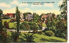 1950 Beautiful Residences along Kingston Pike in Knoxville, TN Tennessee PC