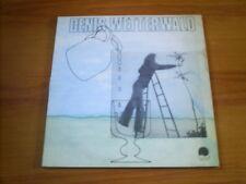 DENIS WETTERWALD Le caméléon LP L'ESCARGOT 1975