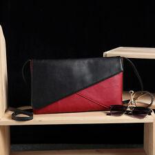 Fashion Womens Leather Handbag Party Evening Envelope Clutch Bags Wallet Purse