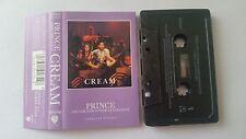 """PRINCE """"CREAM"""" TAPE cassette SINGLE"""
