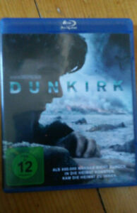 Dunkirk (Blu-ray, 2017) - Christopher Nolan - Normandie - Epos