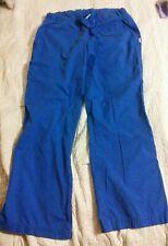Skechers Scrub Bottom  - size S blue cotton blend