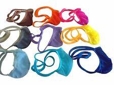 Men's Micro G String Thong  SHEER NAKED Multi Color Choices  made USA 1 day ship