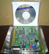 Creative Labs Sound Blaster AWE64 Card (Model#:CT4520) OEM Brand NEW OLD STOCK