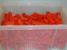 LEGO® City 150 rote Dachsteine versch. Größen für 10243 10251 10197 10182 R280