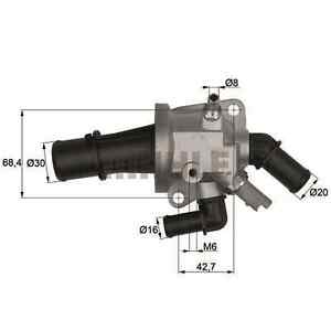 MAHLE Thermostat For Opel Suzuki