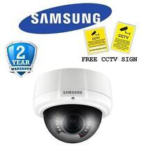 "BR Samsung SCV-2082RP 1/3"" Ultra High Resolution 700TVL Varifocal CCTV Camera"