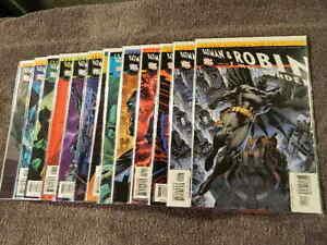2005 DC Comics ALL-STAR BATMAN & ROBIN #1-10 Complete Set + 3 Variants - NM/MT