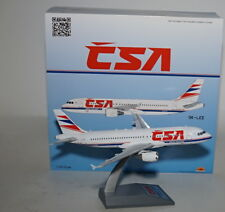 INFLIGHT 200 IF320OK001 AIRBUS A320-214 CSA CZECH AIRLINES OK-LEE  IN 1:200