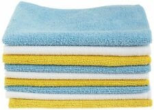 AmazonBasics Microfiber Hand Towel Home Kitchen Car Cleaning Cloth 24 Pack