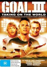 Goal III - Taking On The World (DVD, 2013)