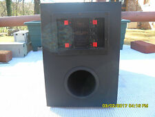 KLH  SUBWOOFER  WITH  CROSSOVER