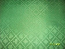 POKER TABLE SPEED CLOTH 1400 CM WIDE   green