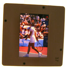 Martina Hingis Wta tennis unpublished original transparency slide from 1998