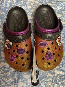 Disney Parks HALLOWEEN HOCUS POCUS Crocs Clogs