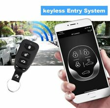 Universal Car Alarm System Anti Theft Device Auto Remote Central Kit Door Lock