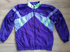 ADIDAS! retro jacket anorak top zip sweatshirt 90's vintage old! ! L - adult@