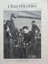 L' ILLUSTRATION 1908 N 3392 CHARLES-BENJAMIN ULLMO DEVANT SES JUGES