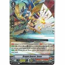 Dragon Dancer, Josee V-Eb07/022En R Rare - Cardfight! Vanguard Tcg Kagero Card