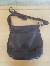 Fat Face Brown Leather Bag Stunning Excellent Condition