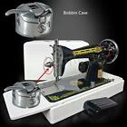 Domestic Sewing Machine Metal Bobbin Spool Case for Brother Janome Singer