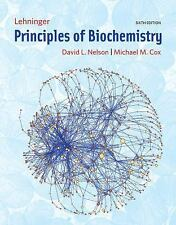 Lehninger Principles of Biochemistry 6th
