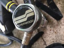 Sherwood Scuba Regulator