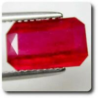 3.80 cts RUBIS ROUGE SANG .VS. Madagascar