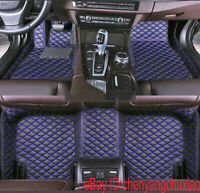 Fit Chevrolet Camaro 2010-2020 custom Luxurious waterproof Auto car floor mats