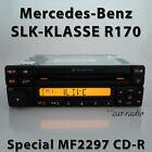 Original Mercedes Special MF2297 CD R170 Radio 1-DIN SLK-Klasse C170 Autoradio