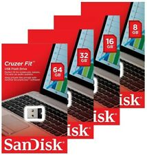 SanDisk Cruzer Fit 8GB 16GB 32GB 64GB USB 2.0 SD CZ33 SDCZ33 USB Flash Pen Drive