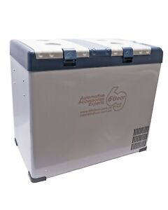 52L BCD52 Car Fridge / Freezer 12V 24V Portable 6th Gear