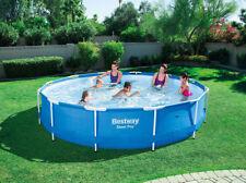 Bestway 12ft X 30in Steel Pro Frame Swimming Pool # 56415