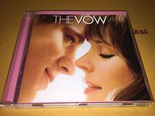 THE VOW soundtrack CD cdr meat loaf ok go lykke li cure phosphorescent light fm