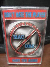 "MAC DRE ""Don't Hate The Player Hate The Game"" Sealed New Oakland o"