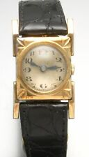 WOMEN'S WINTON WATCH CO. SWISS WATCH VINTAGE MANUAL WIND 7 JEWEL MOVT CA1940S