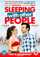 Sleeping With Other People DVD (2016) Alison Brie, Headland (DIR) cert 15