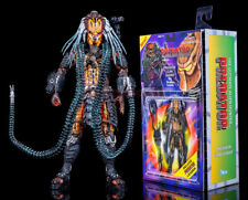 NECA Ultimate Deluxe Clan Leader Predator 7'' Action Figure Model Toy Gift