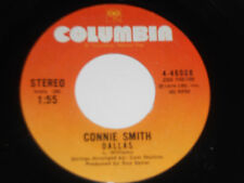 "CONNIE SMITH NM- Dallas 45 That's The Way Love Goes 4-46008 Columbia 7"" vinyl"