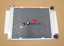 3 ROW Mazda RX2 RX3 RX4 RX5 RX7 Aluminum Radiator without Heater pipe MT